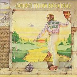 John, Elton - Goodbye Yellow Brick Road SA Cover Art