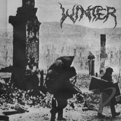 Winter - Into Darkness CD Cover Art