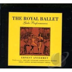 Ansermet, Ernest - Royal Ballet Gala K2KD CD Cover Art