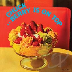 Berry, Chuck - Berry Is on Top LP Cover Art
