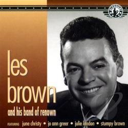 Brown, Les - Les Brown and His Band of Renown CD Cover Art