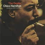 Hamilton, Chico - Dealer CD Cover Art
