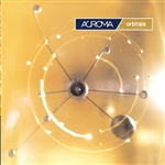 Acroma - Orbitals CD Cover Art