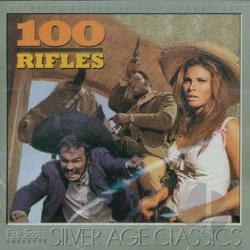 Goldsmith, Jerry - 100 Rifles CD Cover Art