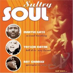 Sultry Soul CD Cover Art