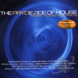 Pryde Zide Of House CD Cover Art