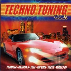 Techno Tuning CD Cover Art