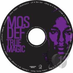 Mos Def - True Magic CD Cover Art