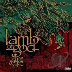 Lamb Of God - Ashes of the Wake LP Cover Art