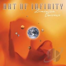 Art Of Infinity - Dimension Universe CD Cover Art