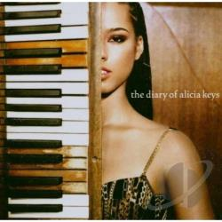 Keys, Alicia - Diary Of CD Cover Art