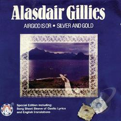 Gillies, Alasdair - Airgiod is or CD Cover Art