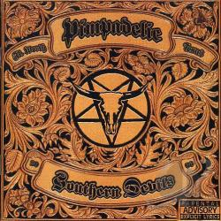 Pimpadelic - Southern Devils CD Cover Art
