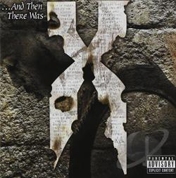 Dmx - ...And Then There Was X CD Cover Art