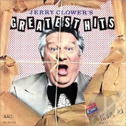 Clower, Jerry - Jerry Clower's Greatest Hits CD Cover Art