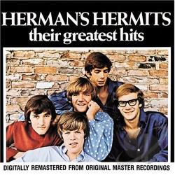 Herman's Hermits - Their Greatest Hits CD Cover Art