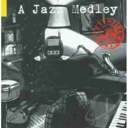 Jazz Medley CD Cover Art