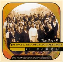 Pace, Joe - Best of Joe Pace & the Colorado Mass Choir CD Cover Art
