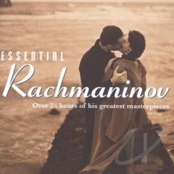 Essential Rachmaninoff - Essential Rachmaninov CD Cover Art