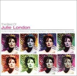 London, Julie - Cry Me A River - Best Of CD Cover Art