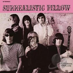 Jefferson Airplane - Surrealistic Pillow CD Cover Art