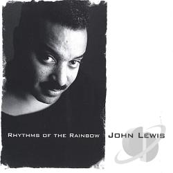 Lewis, John - Rhythms of the Rainbow CD Cover Art