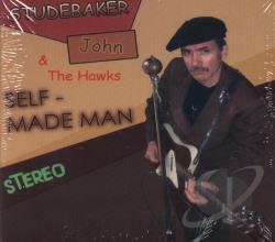 Studebaker John - Self-Made Man CD Cover Art