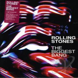 Rolling Stones - Biggest Bang DVD Cover Art