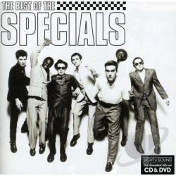 Specials - Best Of The Specials CD Cover Art