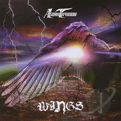 Asian Typhoon - Wings CD Cover Art