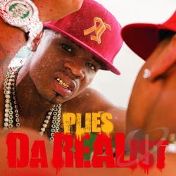 Plies - Da Realist CD Cover Art
