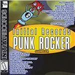 Initial Records Punk Rocker Sampler DB Cover Art