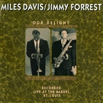 Davis, Miles - Our Delight CD Cover Art