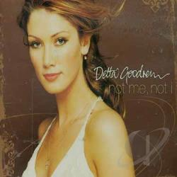 Goodrem, Delta - Not Me Not I DS Cover Art