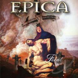 Epica - Feint CD Cover Art