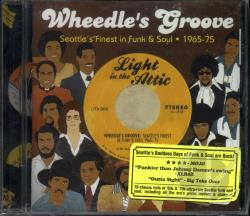 Wheedle's Groove - Seattle's Finest In Funk & Soul 1965-75 CD Cover Art