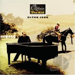 John, Elton - Captain & the Kid CD Cover Art