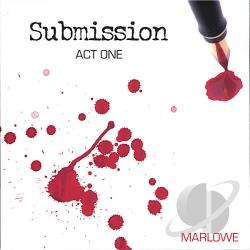 Marlowe - Submission Act One CD Cover Art