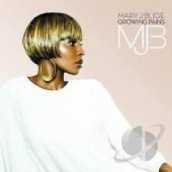 Blige, Mary J. - Growing Pains CD Cover Art