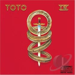 Toto - Toto IV CD Cover Art