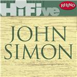 Simon, John - Rhino Hi-Five: John Simon DB Cover Art