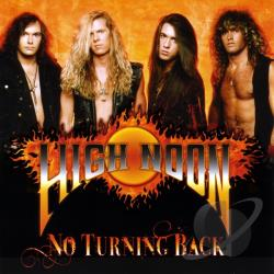 High Noon - No Turning Back CD Cover Art