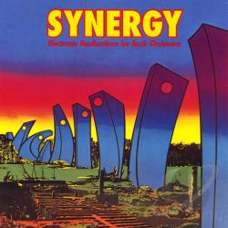 Synergy - Synergy: Electronic Realizations for Rock Orchestra CD Cover Art
