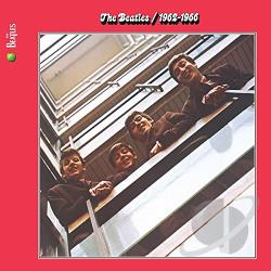 Beatles - 1962-1966 CD Cover Art