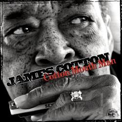Cotton, James - Cotton Mouth Man CD Cover Art