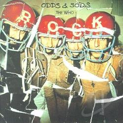 Who - Odds & Sods CD Cover Art