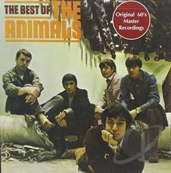 Animals - Best of the Animals CD Cover Art