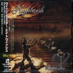 Nightwish - Wishmaster CD Cover Art