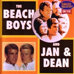 Beach Boys - Beach Boys/Jan & Dean CD Cover Art