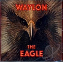 Jennings, Waylon - Eagle CD Cover Art